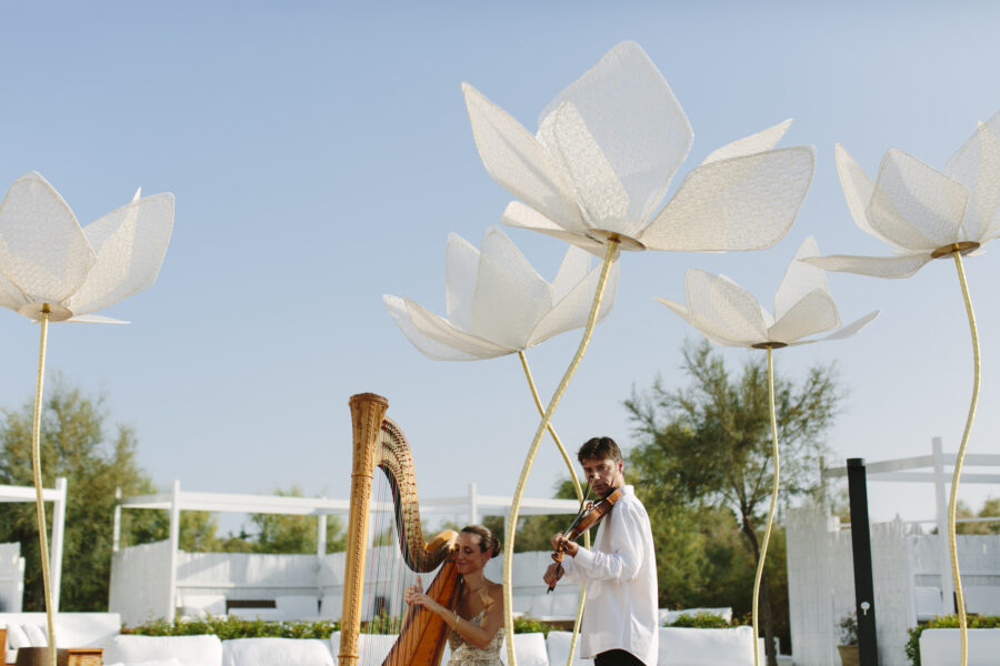 NIKKI BEACH WEDDING,PORTO HELI